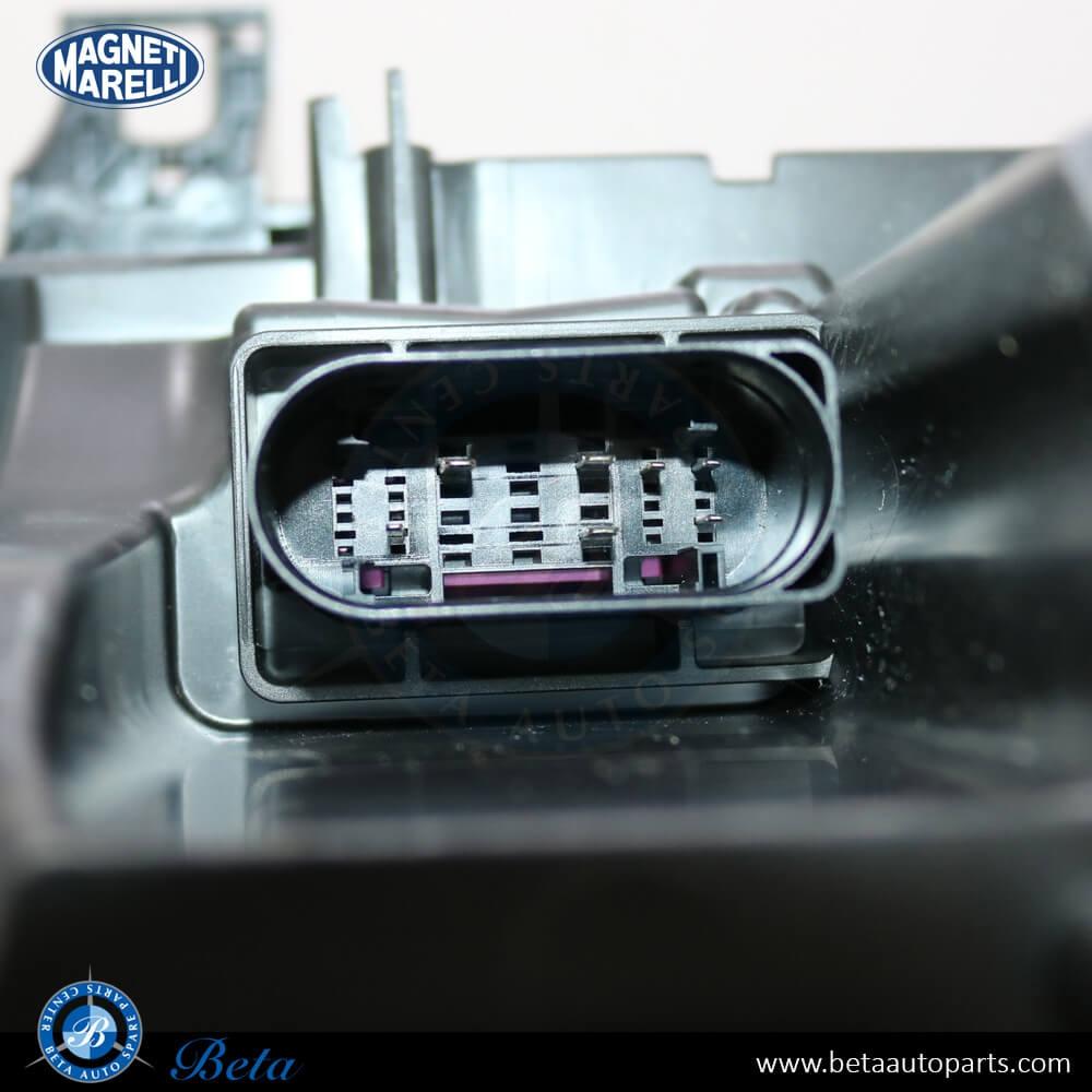 Audi Q5 (2017-up), Headlmap Xenon (Right Side), Magneti Marelli, 80A941006 / 80A941044