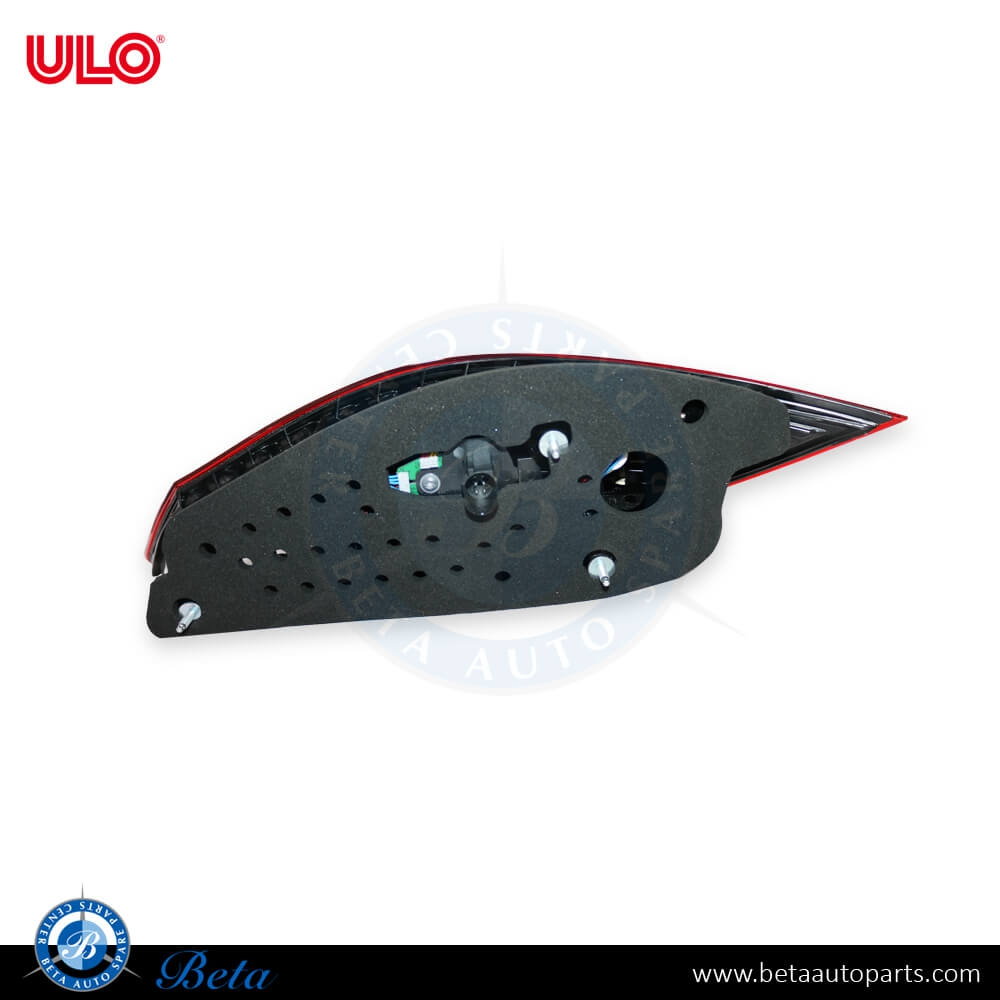 Porsche Cayman \ Boxster (2009-2012), Tail Lamp LED (Left Side), ULO, 98763142504