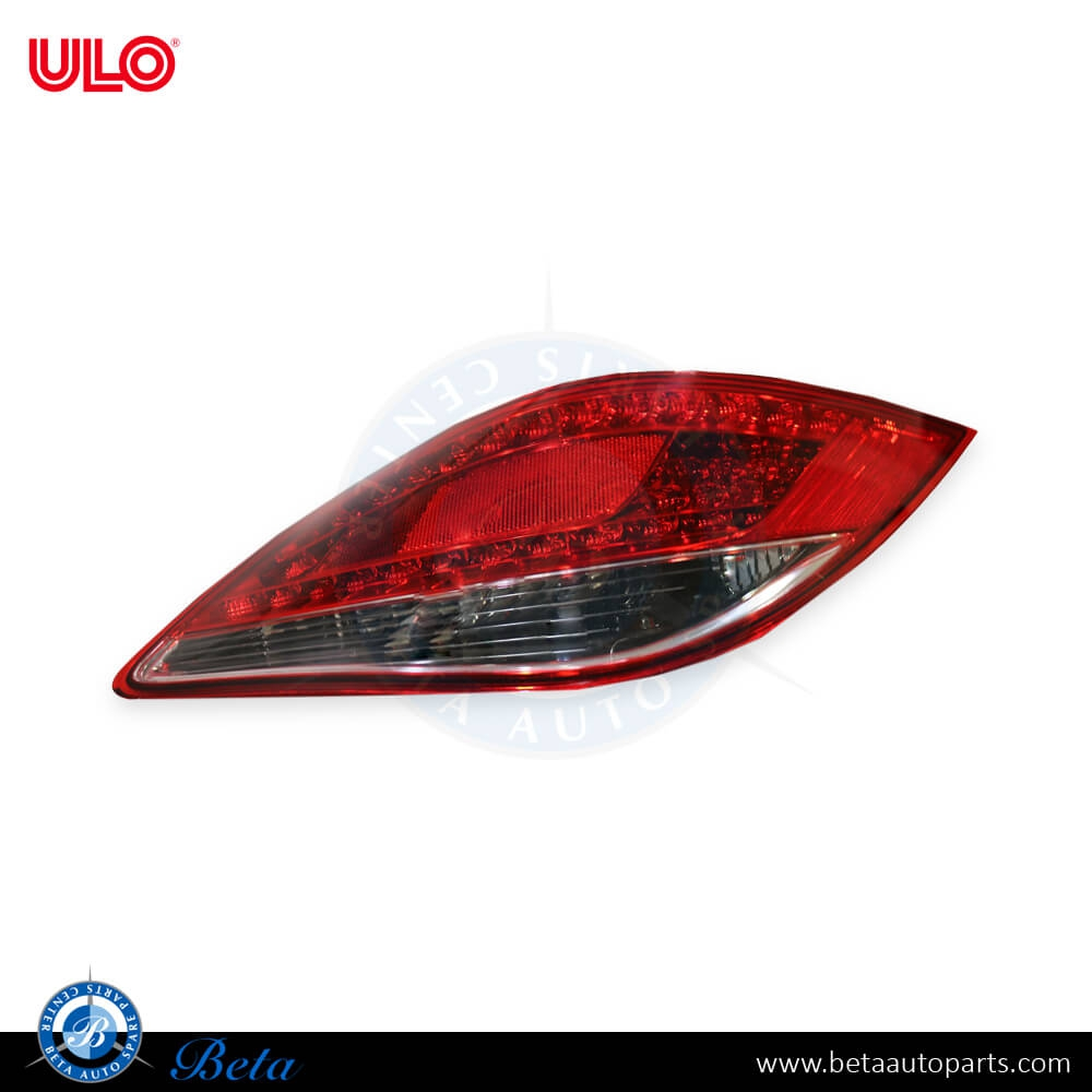 Porsche Cayman \ Boxster (2009-2012), Tail Lamp LED (Right Side), ULO, 98763142604